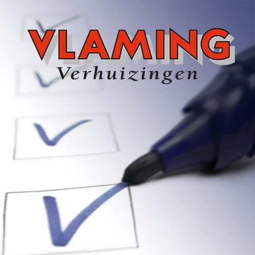 Checklist verhuizen verhuisbedrijf vlaming amsterdam for Checklist verhuizen