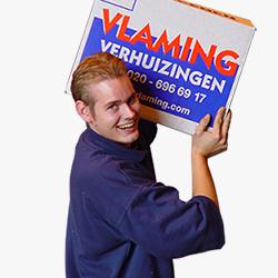 Verhuisbedrijf Vlaming - Verhuisbedrijf Amsterdam